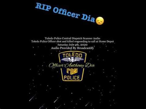 "Officer Dia's Final Radio Call ""Tell My Family I Love Them ..."