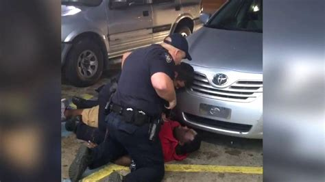 Officer s emotional reaction to fatal police shooting in ...