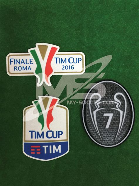 Official AC MILAN TIM CUP Player Size 2016 + FINAL ROMA ...