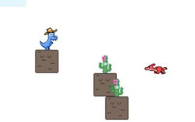Offline Dinosaur Game   js13kGames