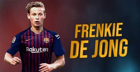 Oficial: Frenkie De Jong ficha por el Barcelona – El ...