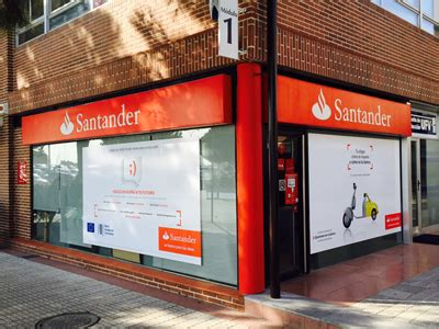 Oficina Banco Santander: Oficina Universitaria ...