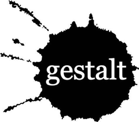 Oficina da Joana: GESTALT