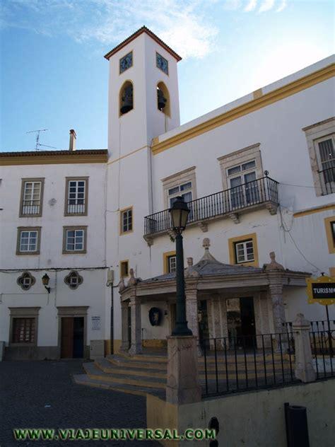 OFICINA DE TURISMO EN ELVAS, PORTUGAL