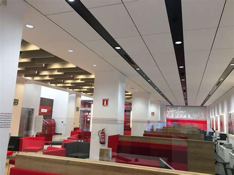 Oficina del banco Santander   MasEspacio