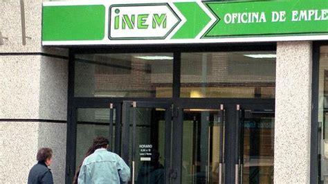 Oficina del INEM   ABC.es
