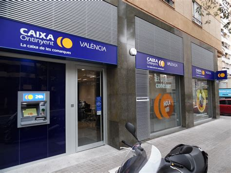 Oficina Primado Reig   Caixa Ontinyent   Inel Valencia ...