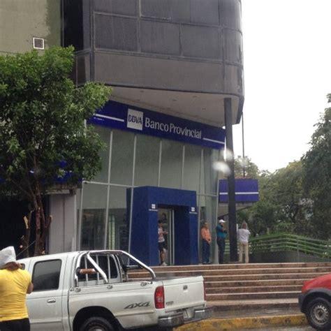 Oficinas del BBVA Banco Provincial  Lara
