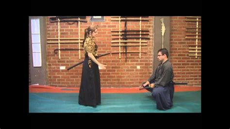 Ogawa Ryu Battojutsu Kagemushiru   in Valencia   YouTube ...
