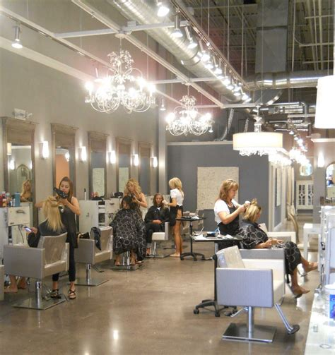 oh my gosh this salon is amazing! if i were to open my own ...