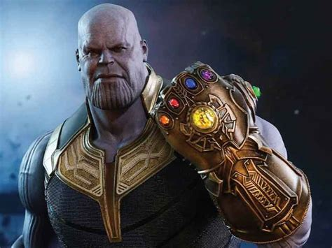 Oh Snap! Google Thanos, click the gauntlet and see the ...