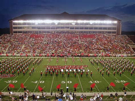 Ohio Valley Conference College Football Stadiums Wallpapers