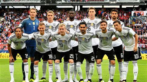 Ojo, Alemania podría no disputar el Mundial de Catar si no ...