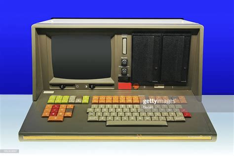 Old Computer Stock Photo | Getty Images