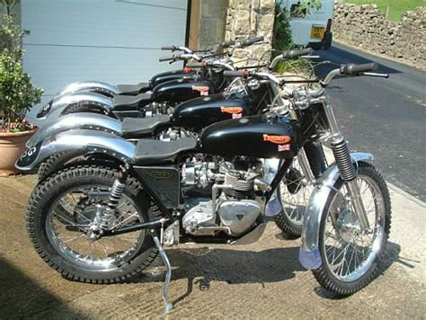 Old Triumph Motorcycles for Sale | Triumph Twins 400cc For ...