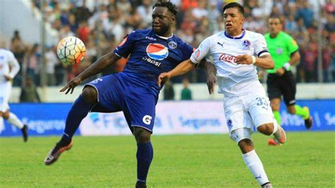 Olimpia 1 vs 2 Platense por la Liga Nacional de Honduras ...