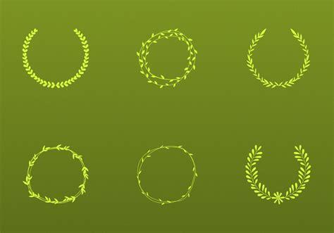 Olive Wreath Vectors   Download Free Vector Art, Stock ...