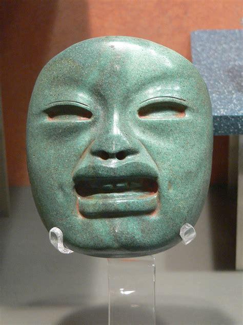 Olmec alternative origin speculations   Wikipedia