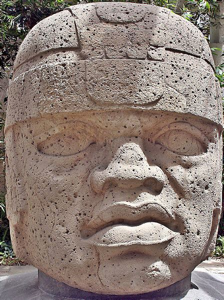 Olmec Colossal Heads: Not Your Everyday Sculpture | The ...