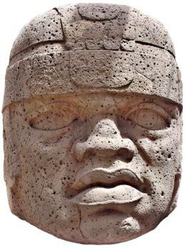 Olmèques — Wikipédia