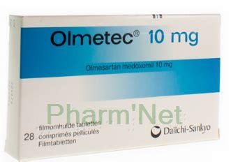 OLMETEC 10MG COMP. PELLI. B/30 | PharmNet   Encyclopédie ...
