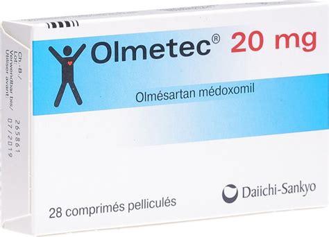 Olmetec Filmtabletten 20mg 28 Stück in der Adler Apotheke