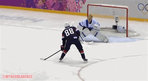 Olympic Hockey: Patrick Kane Misses Two Penalty Shots ...