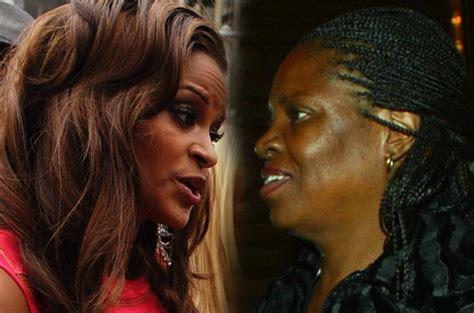 Omarosa's Mom & Claudia Jordan Clash On Red Carpet, Police ...