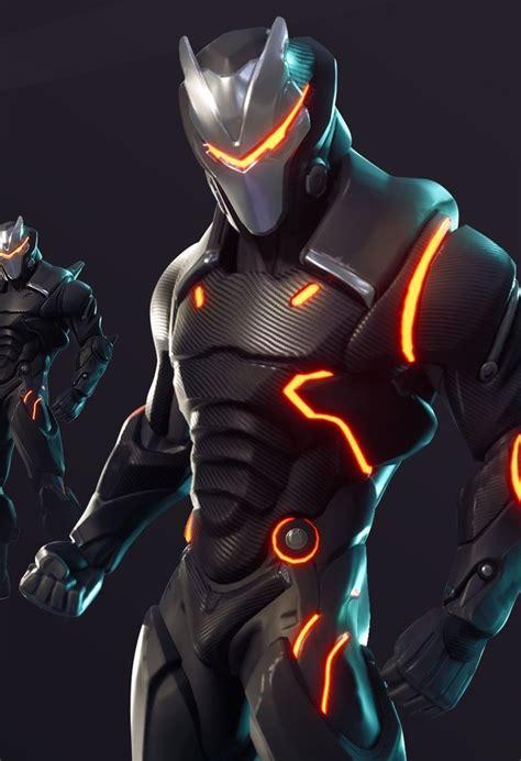 Omega Fortnite Full Armor Exclusiva Escultura   $ 39.990 ...