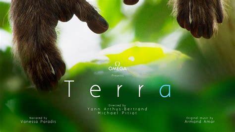 OMEGA presents Terra – a film by Yann Arthus Bertrand ...