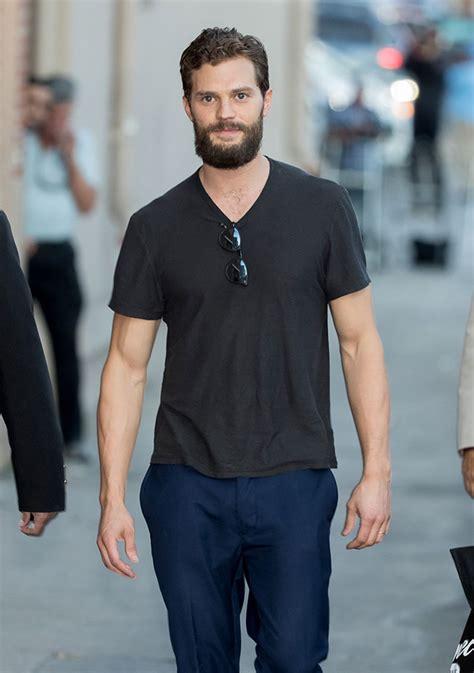 OMG!  Mr. Grey, Jamie Dornan, sorprendió con un cambio de ...
