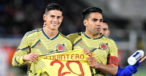 On Pitch: Colombia 2019 Copa America Home Kit   Footy ...