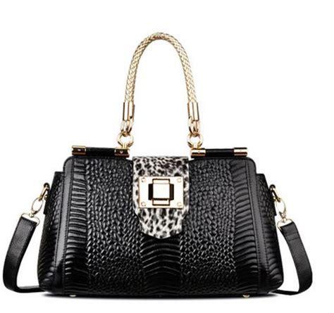 ON SALE 2018 100% Genuine Leather Handbag Women Bags ...