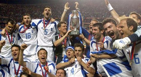 On this day in 2004 Greece wins the Euro Cup   Leptos Estates