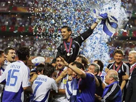 On This Day In 2004 Greece Wins The Euro Cup — Greek City ...