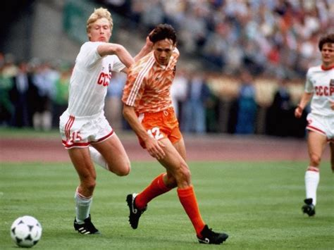 On this day: Marco van Basten fires Holland to glory   Sports