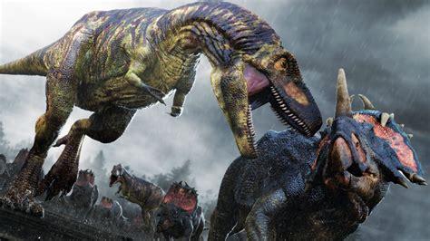 "Once TV estrena la serie documental ""Planeta Dinosaurio"""