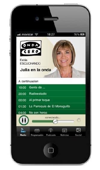 Onda Cero lanza nueva web y mejora la calidad de su audio ...