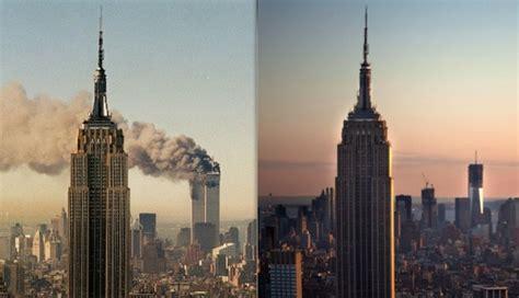 One and Two World Trade Center  Minoru Yamasaki, Emery ...