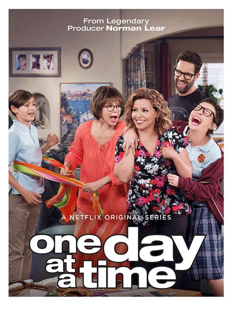 One Day At A Time TV Show: News, Videos, Full Episodes and ...