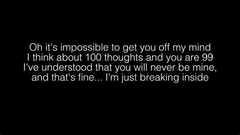 One Day  Tate McRae Lyrics   YouTube