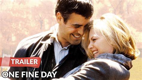 One Fine Day 1996 Trailer HD | Michelle Pfeiffer | George ...