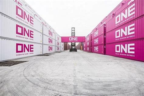 ONE   Integration Of K Line, MOL & NYK Commences Shipping ...