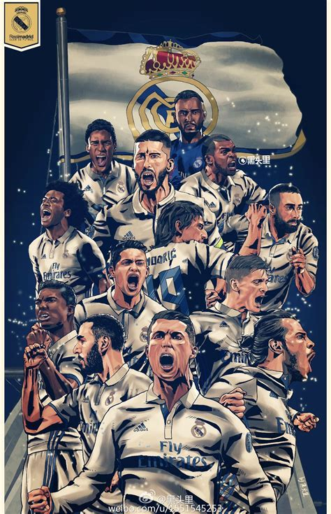 One life one club one love #RealMadrid ️️ | Equipo real ...