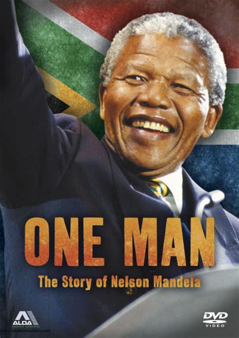 One Man: The Story of Nelson Mandela DVD | Zavvi