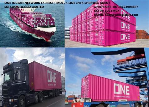 One Ocean Network Express Shipping Line Service To ...