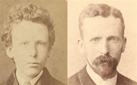 One of just two known photos of Vincent van Gogh is ...
