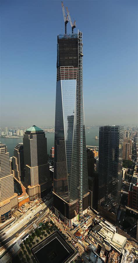 One World Trade Center: Construction Progress