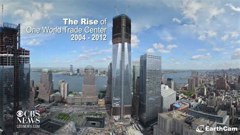 One World Trade Center construction time lapse video   YouTube