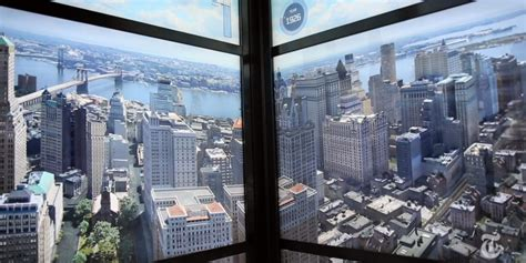 One World Trade Center elevator video timelapse lets you ...